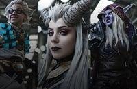 Overwatch, Cyberpunk 2077, Dota Underlords, The Last of Us 2, World of Warcraft, The Last of Us, Косплей, Игромир, Dota 2, Borderlands 3
