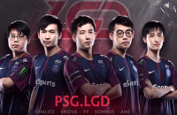 The International, Evil Geniuses, PSG.LGD