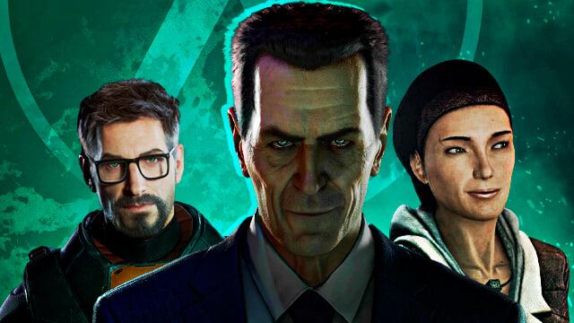 Трейлеры игр, Half-Life, Half-Life: Alyx, Valve