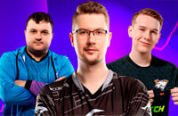 OG, Team Liquid, NAVI, Vikin.gg, Epic League, Team Secret, Just Error, Alliance, Virtus.pro, Nigma