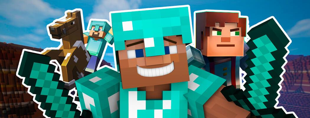 🐷 Обязательные моды на Minecraft: графика, айфон, новые животные и биомы
