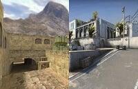 Карты, Шутеры, Counter-Strike: Global Offensive, Nuke, Dust2, Mirage, Cobblestone, Inferno, Vertigo, ESL Pro League: Season 14 Malta