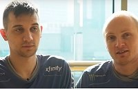 Evil Geniuses, Optic Gaming, Артур «Arteezy» Бабаев, Расмус Берт «MiSeRy» Филипсен