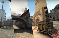 Counter-Strike 1.6, Опросы, Office, Dust2, Mirage, Train, Nuke, Inferno, Cache, Карты