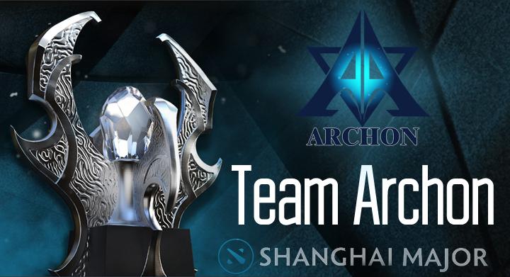 The Shanghai Major, Team Archon