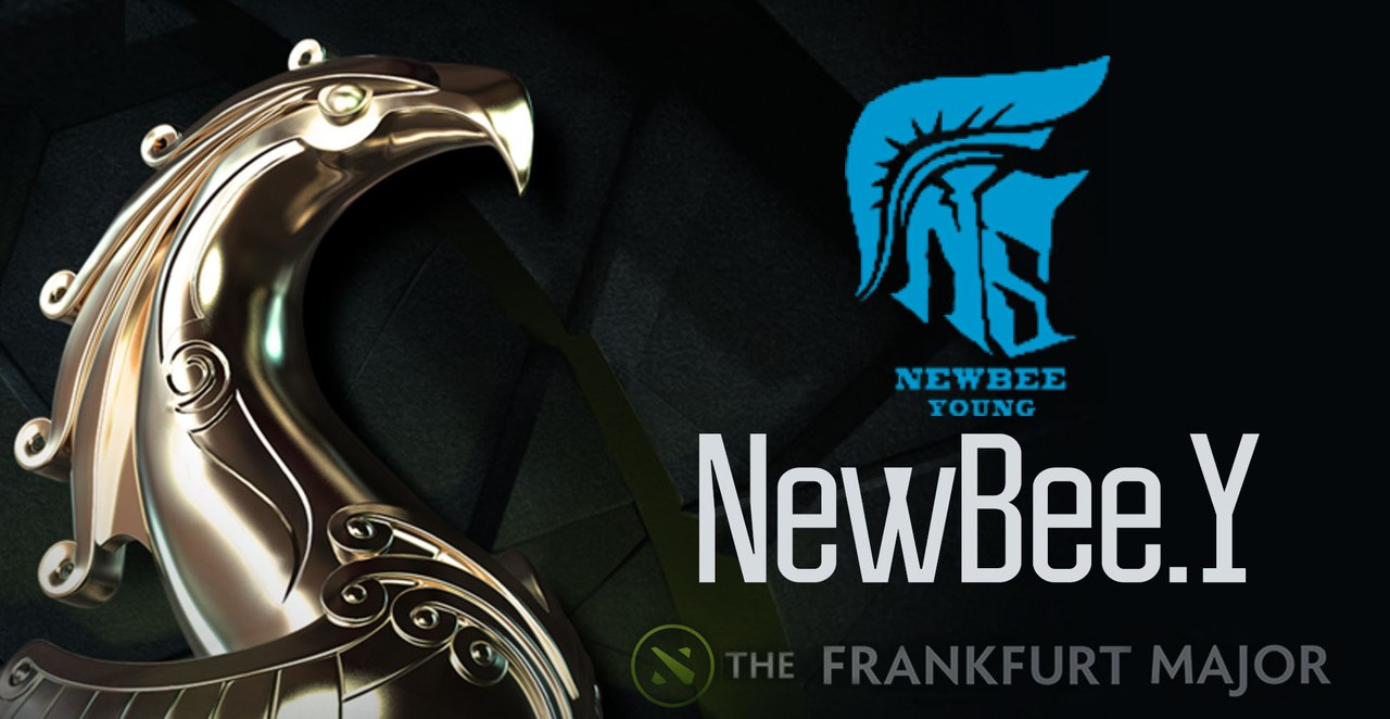 Newbee Young, The Frankfurt Major 2015