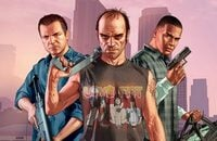 Rockstar Games, PC, Флэшмоб, Grand Theft Auto: San Andreas, PlayStation 4, Экшены, Grand Theft Auto 5