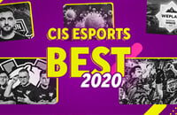 Номинанты CIS Esports Best 2020, CIS Esports Best 2020, VP.Prodigy, NAVI, WePlay, NAVI, Virtus.pro, WePlay! Bukovel Minor