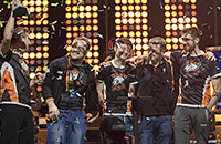 NAVI, Virtus.pro, Winstrike, Vega Squadron, Team Spirit, Effect, Team Empire