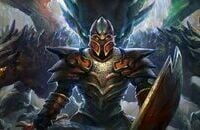 Dragon Knight, Techies, Visage, Undying, Lich, Матчмейкинг, MMR