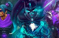 Terrorblade, Gyrocopter, IceFrog, Lifestealer, Valve, Sven, Juggernaut, Morphling, Medusa, Патч 7.23 в Dota 2, Spectre, Troll Warlord, Luna, Dota 2, Anti-Mage, Патчи, Phantom Lancer, Slark, Faceless Void, Phantom Assassin, Патч 7.22 в Dota 2