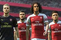 FIFA 18, Pro Evolution Soccer 2019