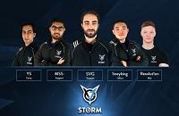 J.Storm, Авери «SVG» Сильверман, Явар «YawaR» Хассан, Роман «Resolut1on» Фоминок, Enzo
