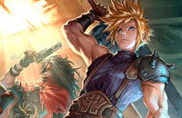 Final Fantasy 7: Remake, Экшены, Square Enix, PlayStation 4, Шутеры, Ролевые игры, Final Fantasy, Sony PlayStation