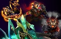Slardar, Clinkz, Valve, Dota 2, Battle Pass 2019, Axe, The International, Terrorblade, Mars, Lycan, Necrophos