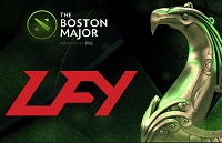 LGD.FY, The Boston Major, Liang «DDC» Faming, Ян «END» Пу, Се «Super» Цзюньхао, Яо «Yao» Чжэнчжэн, Чжан «xiao8» Нин