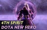 Ember Spirit, Void Spirit, The International, Snapfire, Earth Spirit, Storm Spirit, Monkey King, Valve, Dota 2