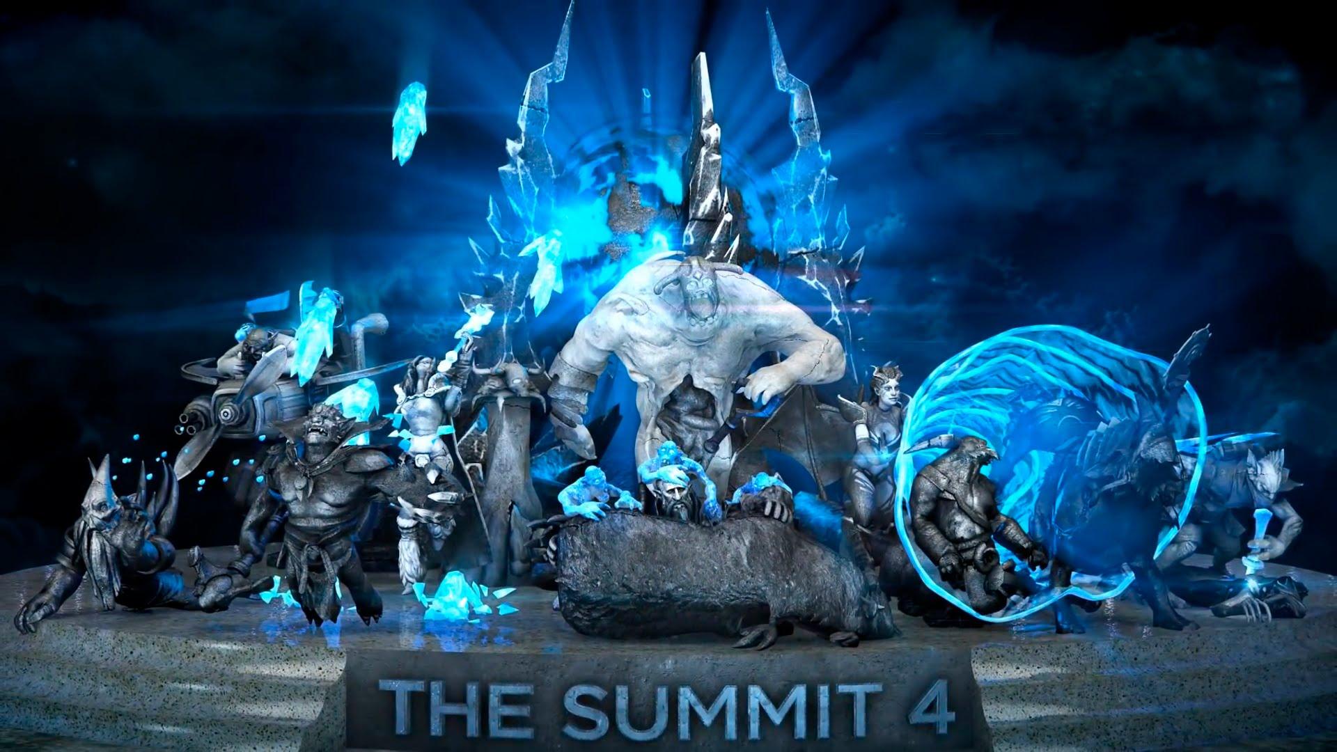 Dota Summit 12, Virtus.pro, Evil Geniuses, Vici Gaming, EHOME, Chaos, Mineski, OG, Team Liquid