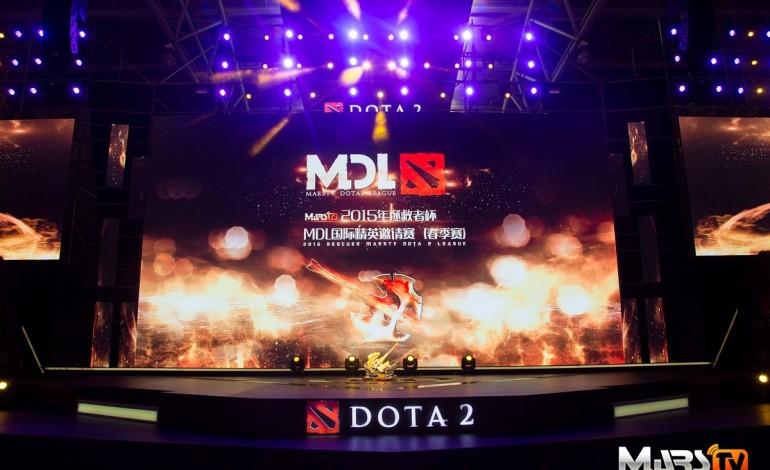 Team Spirit, OG, MarsTV Dota 2 League, Team Secret, Evil Geniuses, PSG.LGD, Vici Gaming, EHOME, Newbee, Complexity, Mineski