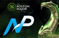 The Boston Major, Team NP, Тибан «1437» Сива, Авери «SVG» Сильверман, Ариф «MSS» Анвар, Джеки «EternaLEnVy» Мао, Кертис «Aui_2000» Лин