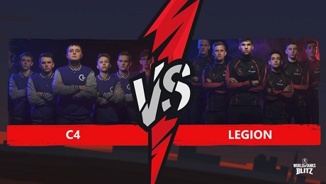 C4, Legion, WOT Blitz