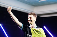 Optic Gaming, Роман «Resolut1on» Фоминок, J.Storm, The International