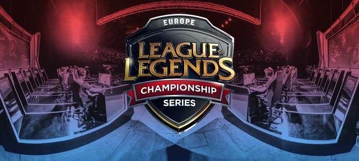 Gambit, EU LCS, Team Dignitas, mousesports, G2 Esports, SK Gaming