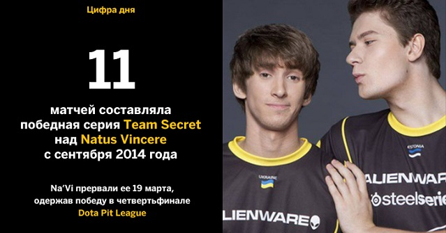 OGA Dota PIT Season 4: Europe/CIS, NAVI, Team Secret, Клемент «Puppey» Иванов