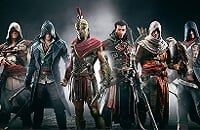 Блоги, Assassin's Creed: Origins, Assassin's Creed Valhalla, Assassin's Creed: Unity, Ubisoft, Assassin's Creed, Assassin's Creed: Odyssey