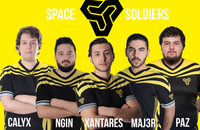 ESL One Belo Horizonte, SK Gaming, Space Soldiers