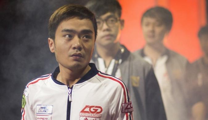 Чжан «xiao8» Нин, The International