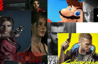 Ghost of Tsushima, The Legend of Zelda, The Last of Us 2, Super Mario, FIFA 21, Килиан Мбаппе, Madden NFL, Resident Evil 2 Remake, Cyberpunk 2077
