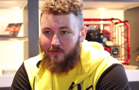 Natus Vincere, Ghost, DreamHack Stockholm, Ioann «Edward» Sukhariev