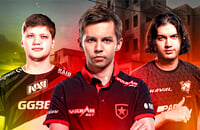 Александр «S1mple» Костылев, AWP, NAVI, Gambit, ESL Pro League Season 13, Counter-Strike: Global Offensive, Джами «Jame» Али, Шутеры, Дмитрий «Sh1ro» Соколов, Virtus.pro