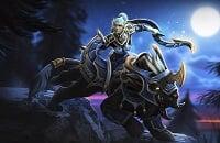 Arc Warden, Luna, Pugna