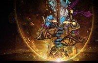 Lina, Grimstroke, Nature's Prophet, Phantom Lancer, Spectre, Crystal Maiden, арт