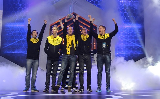 Natus Vincere, Heroes of the Storm, BlizzCon