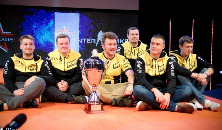 Natus Vincere, Virtus.pro, Team Dignitas, mousesports, Luminosity Gaming, Данил «Zeus» Тесленко, DreamHack, SK Gaming, Astralis, FaZe Clan