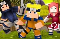 Minecraft, Моды на Майнкрафт, Аниме, Моды