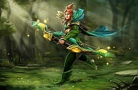Lycan, Terrorblade, Nature's Prophet, Windranger, Spirit Breaker, Keeper of the Light