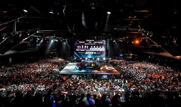 Origen, Fnatic, SK Telecom T1, World Championship, ROX Tigers