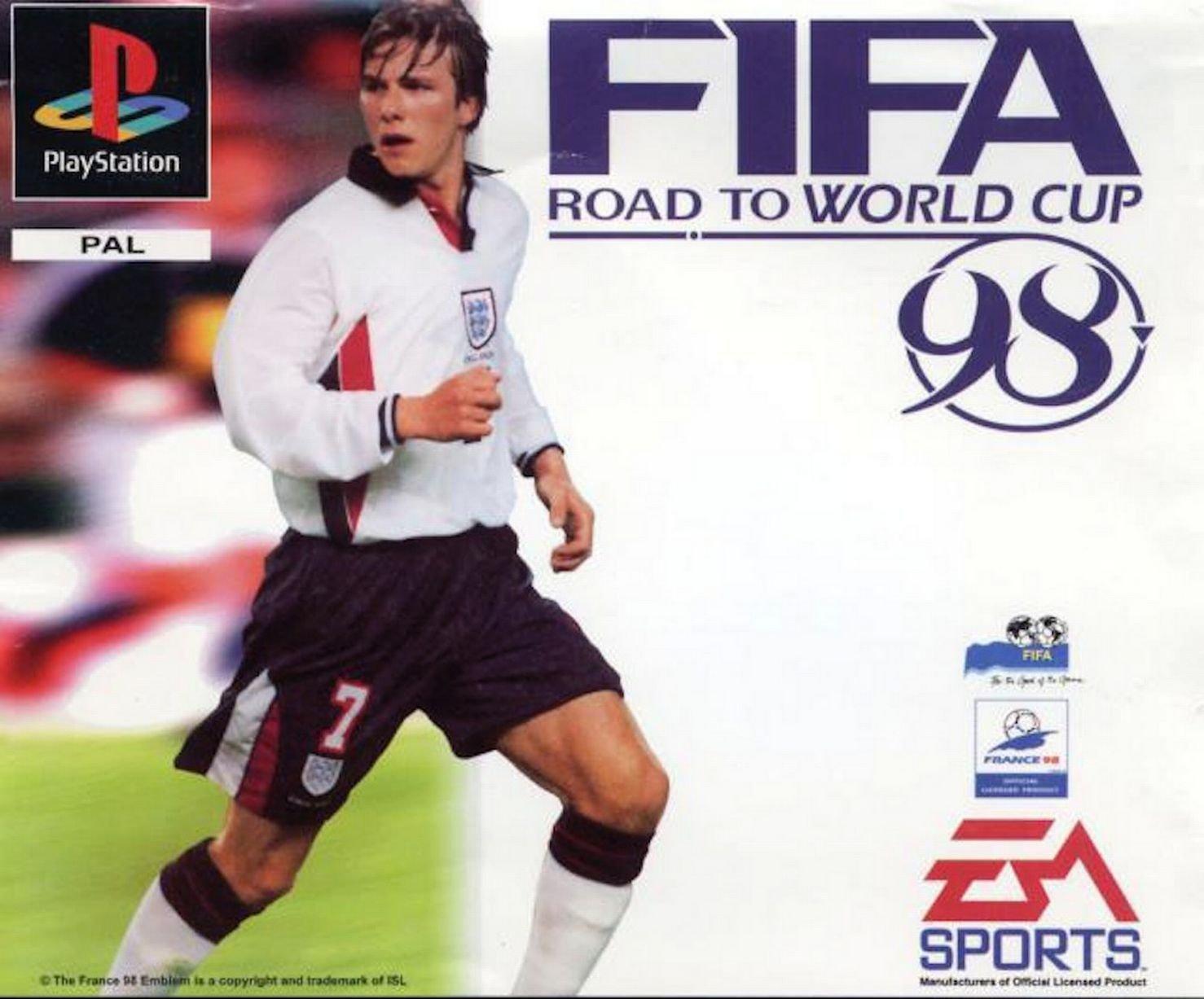 футбольные симуляторы, FIFA