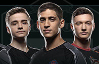 Complexity, OG, Chaos, Vega Squadron, Роман «Resolut1on» Фоминок, PGL Open Bucharest, NAVI