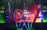 NAVI, Effect, Virtus.pro, The Kiev Major, Team Spirit, Vega Squadron, Team Empire, Comanche