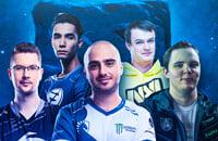 Alliance, NaVi, Team Liquid, OG, Evil Geniuses
