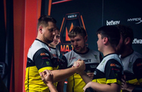 Astralis, BIG, HellRaisers, Team Liquid, Natus Vincere, FaceIt London Major