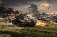 Wargaming, WOT Blitz