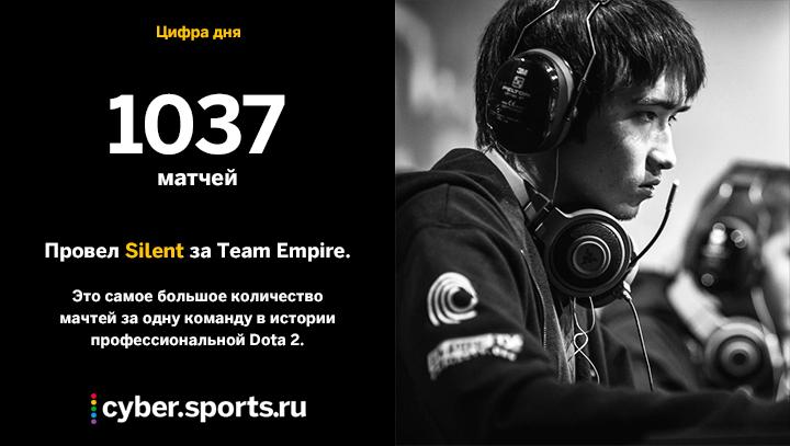 Team Empire, Айрат «Silent» Газиев