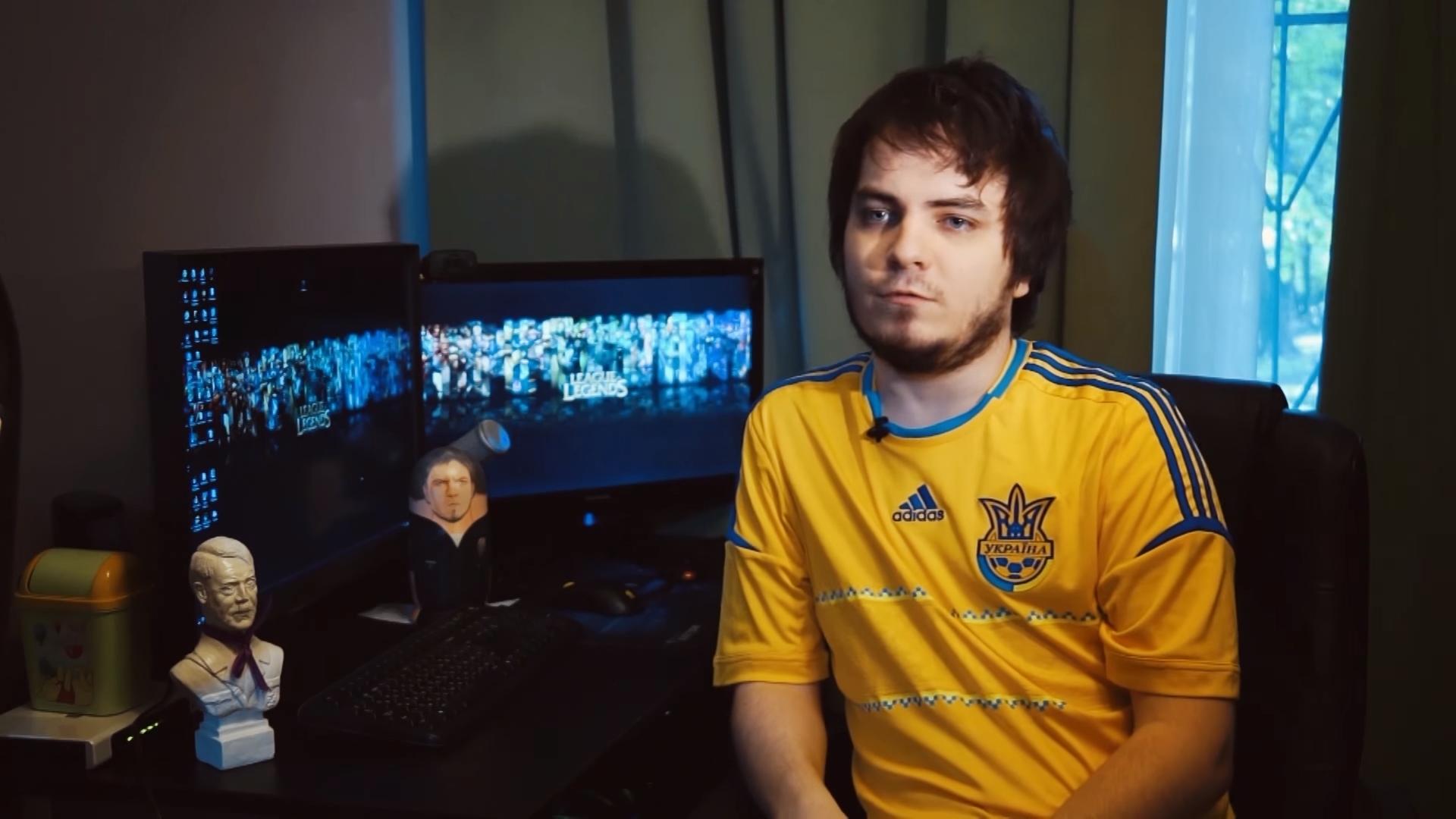 Илья Мэддисон, Алексей White-Ra Крупник