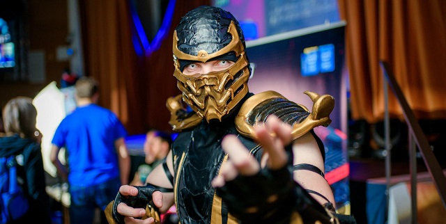 Mortal Kombat 11, Street Fighter, Moscow Fighting Arena